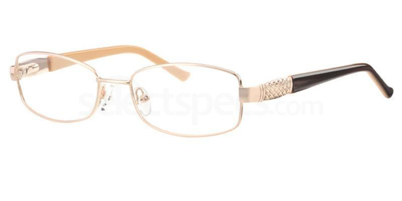 C30 433 Glasses, Visage Elite