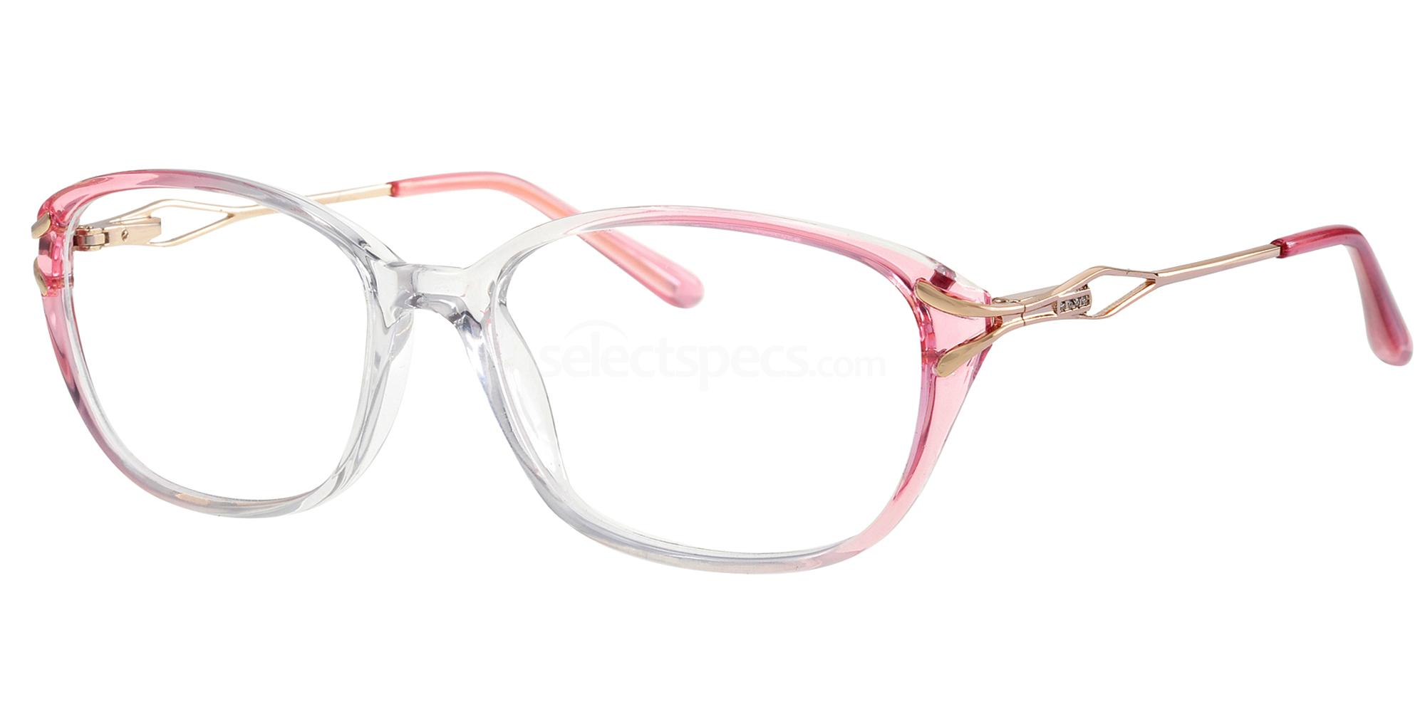 C40 4561 Glasses, Visage Elite