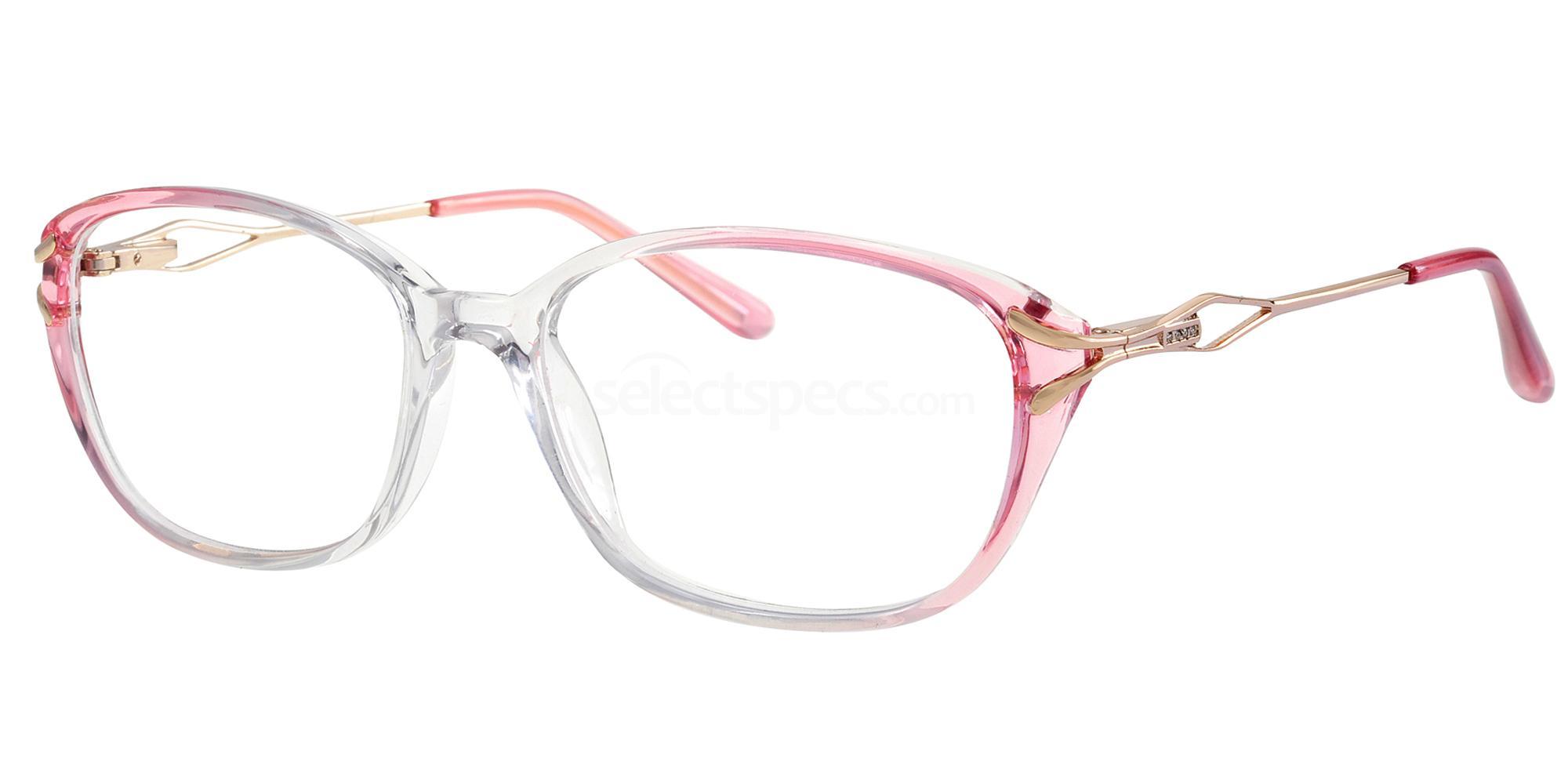 C40 4561 Glasses, Visage Elite