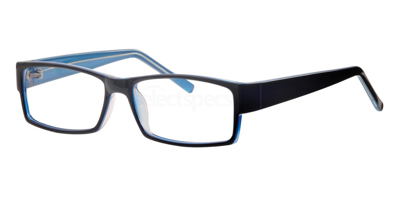 C17 397 Glasses, Visage