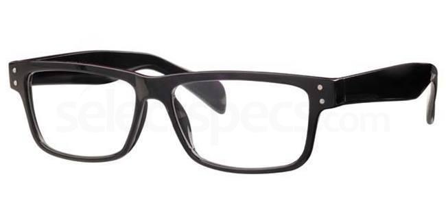 C01 391 Glasses, Visage