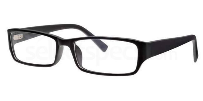 C10 383 Glasses, Visage