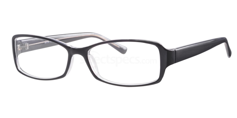 C60 382 Glasses, Visage