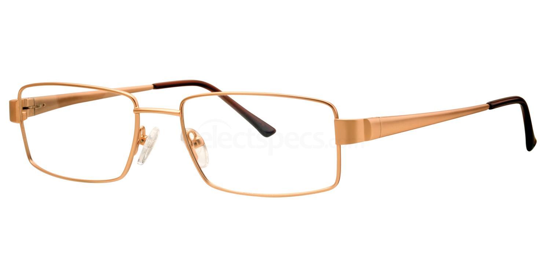 C21 364 Glasses, Visage