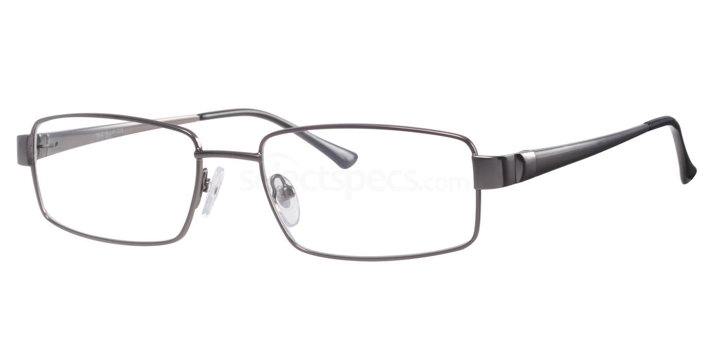 C22 364 Glasses, Visage