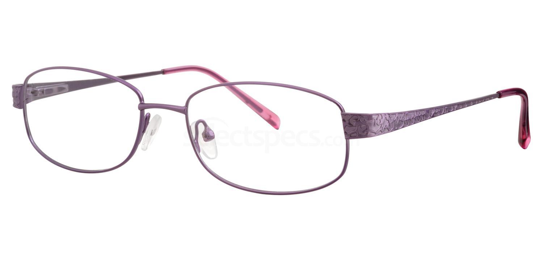 C44 362 Glasses, Visage