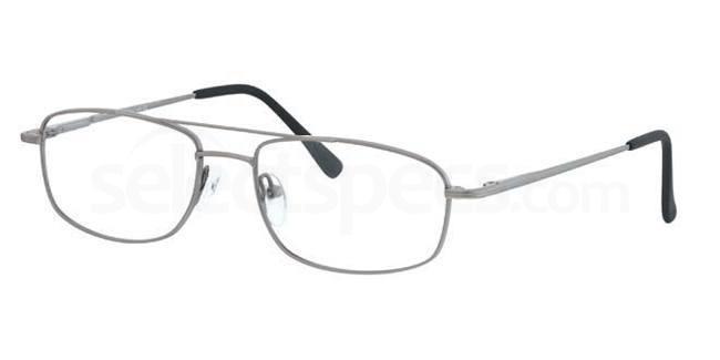 C76 267 Glasses, Visage