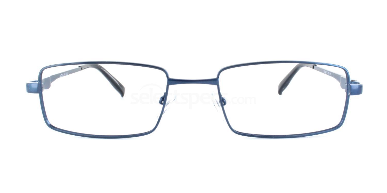 C80 407 Glasses, Visage