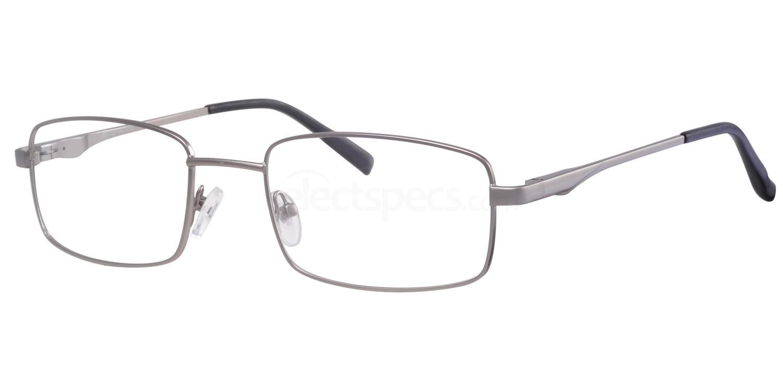 C70 406 Glasses, Visage