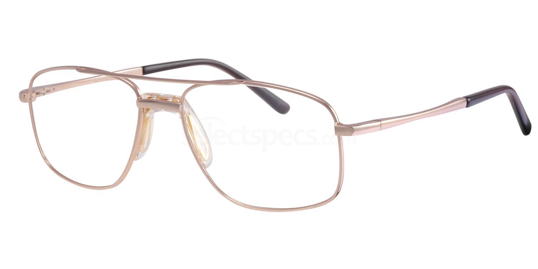 C25 405 Glasses, Visage
