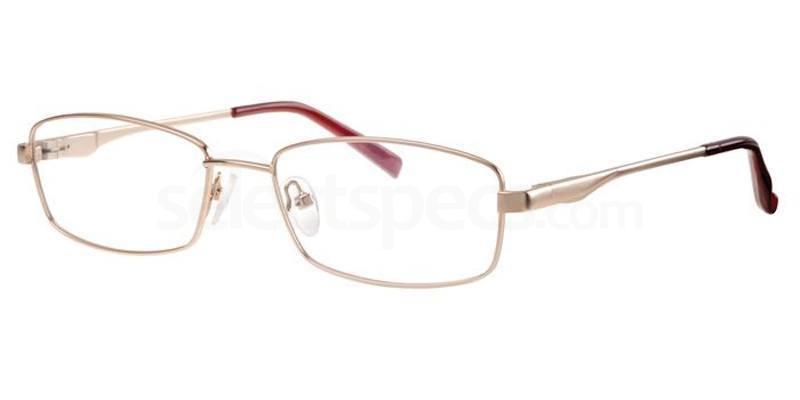 C17 404 Glasses, Visage