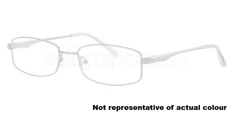 C64 403 Glasses, Visage