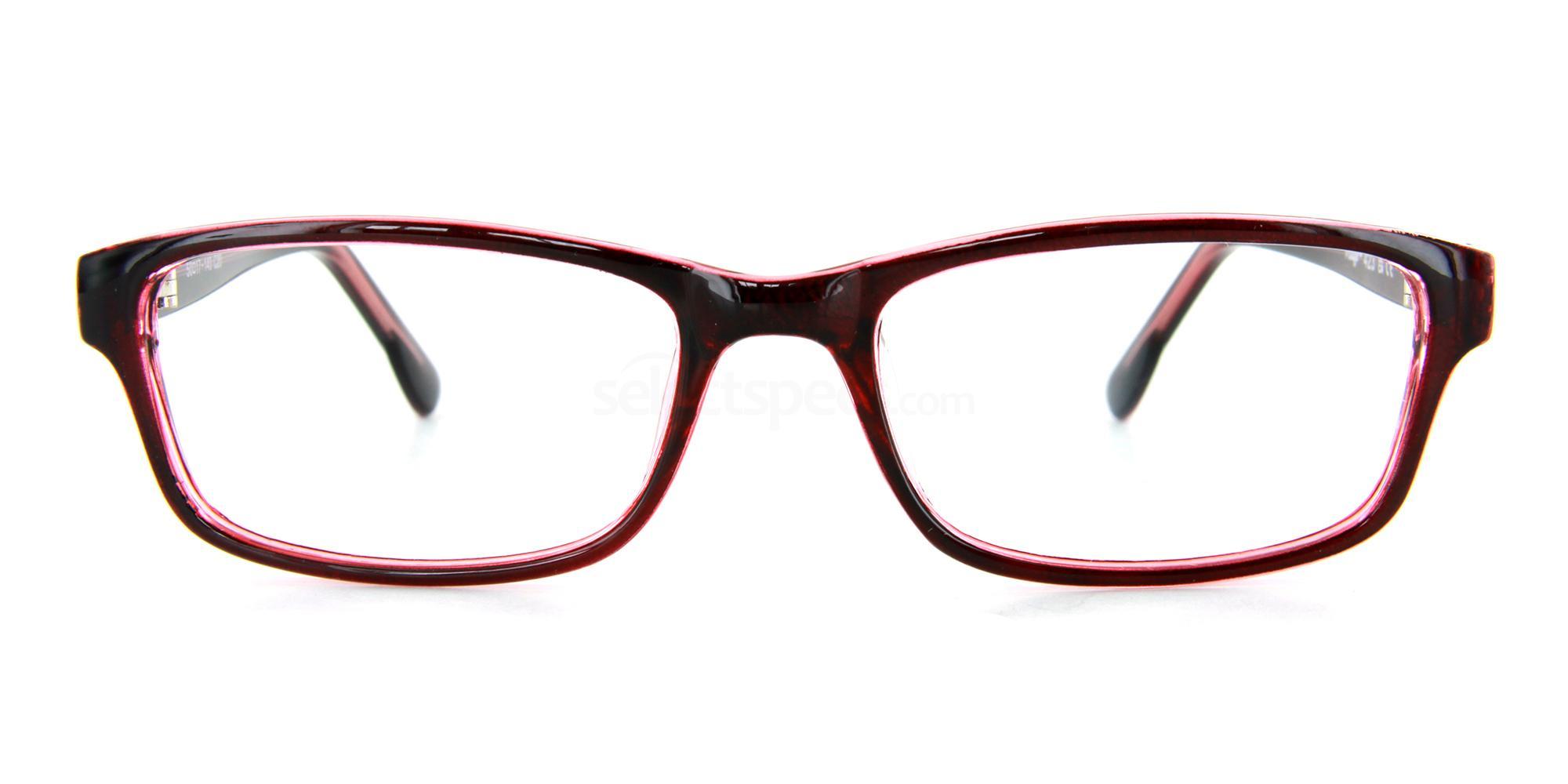 C20 423 Glasses, Visage