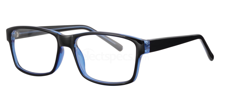 C30 424 Glasses, Visage