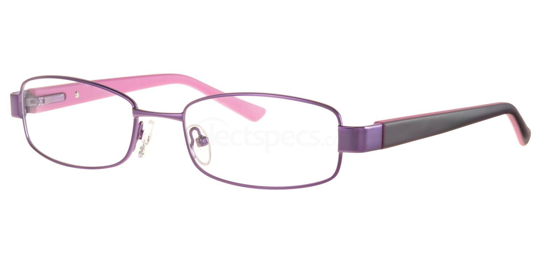 C50 4501 Glasses, Visage