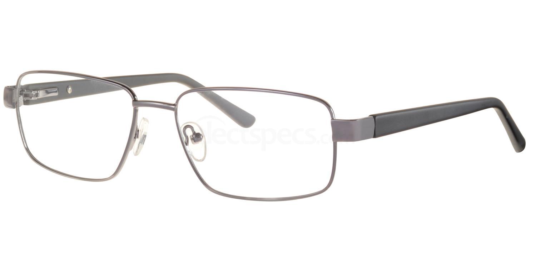 C60 4502 Glasses, Visage