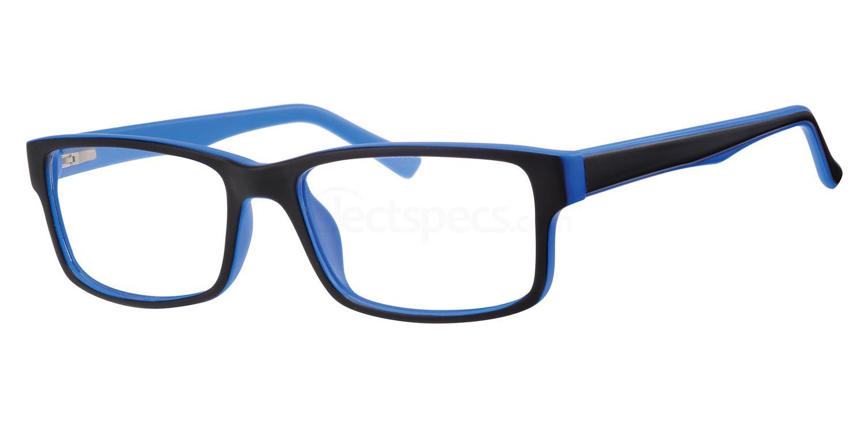 C10 4534 Glasses, Visage