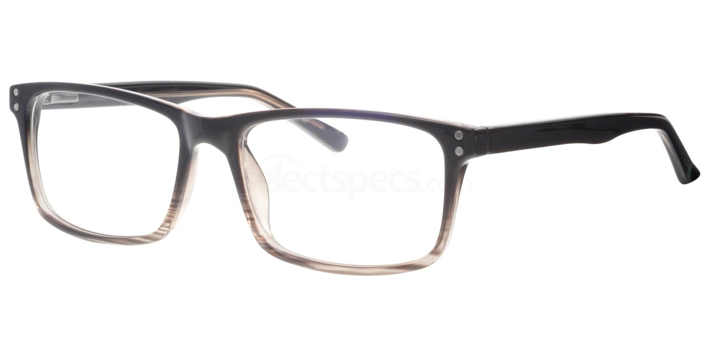 C40 4546 Glasses, Visage