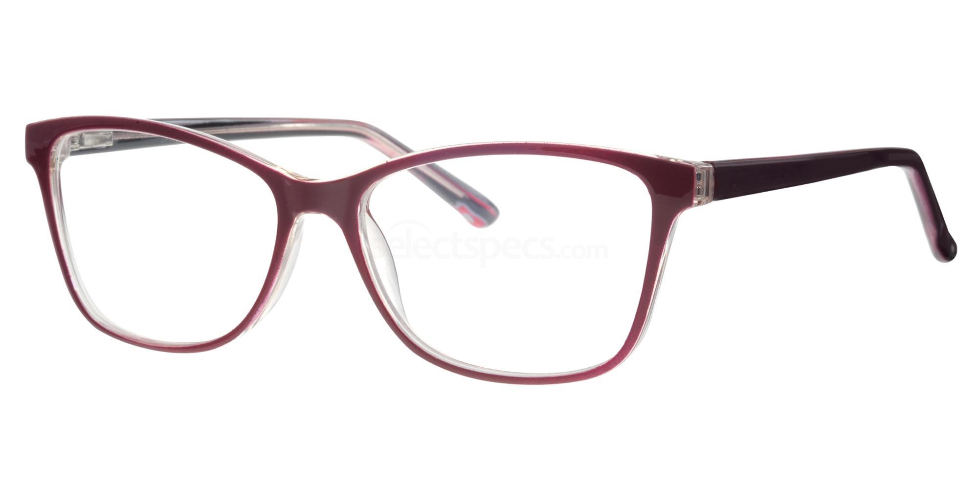 C20 4565 Glasses, Visage