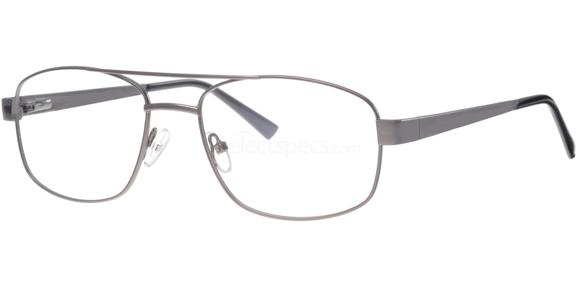 C10 4577 Glasses, Visage
