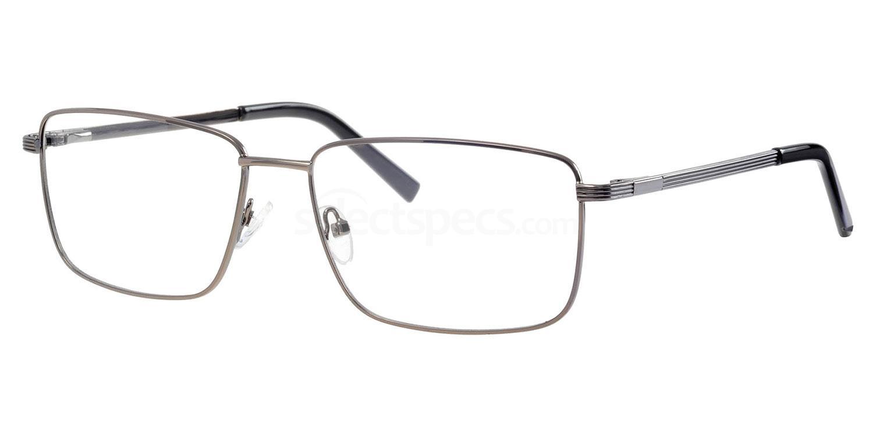 C50 4607 Glasses, Visage