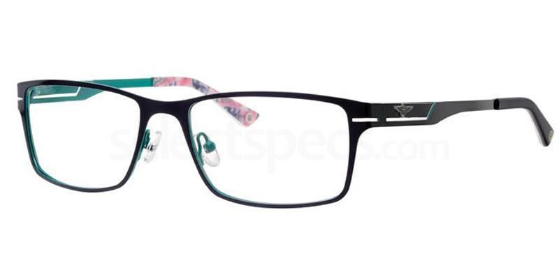 C01 4009 Glasses, Schott N.Y.C.