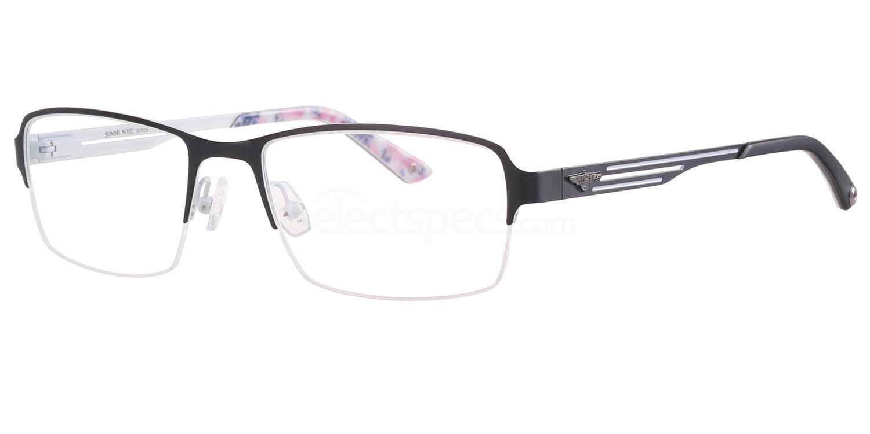 C01 4014 Glasses, Schott N.Y.C.