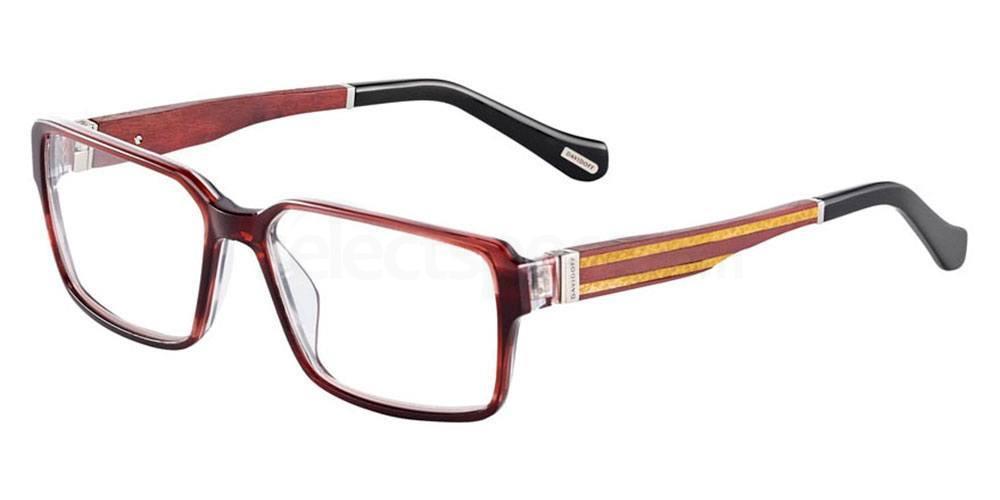 6651 92019 WLT Glasses, DAVIDOFF Eyewear