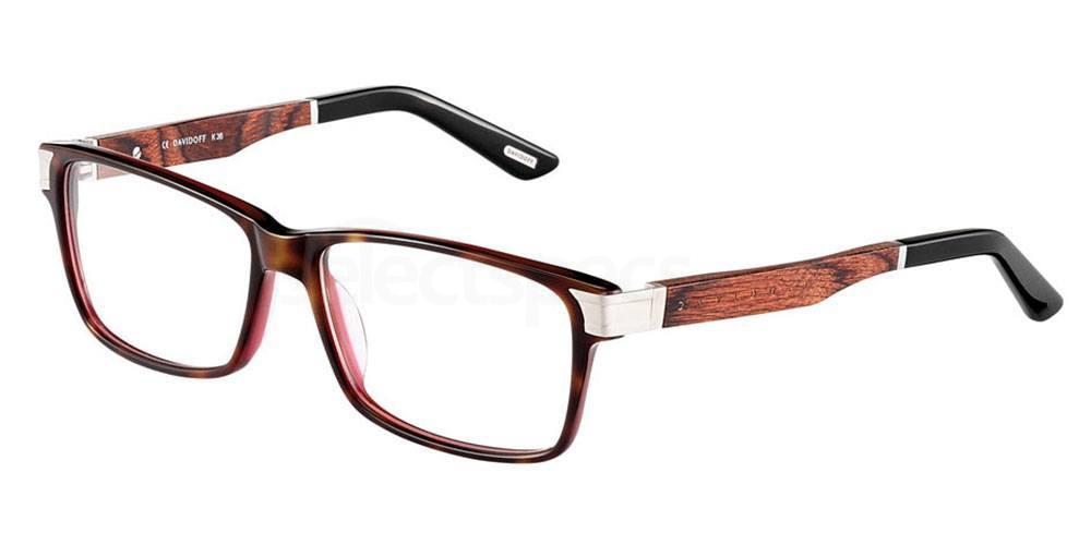 6396 92022 WT Glasses, DAVIDOFF Eyewear