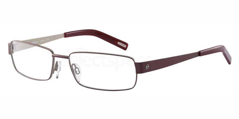 543 95094 Glasses, DAVIDOFF Eyewear