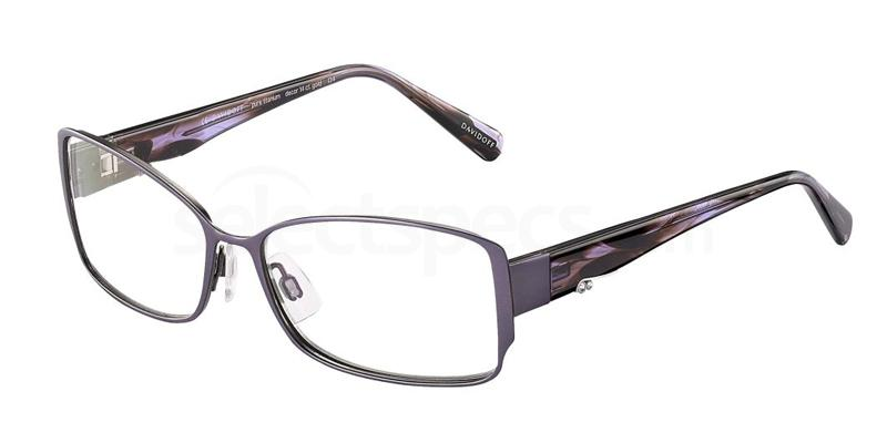601 95503 Glasses, DAVIDOFF Eyewear