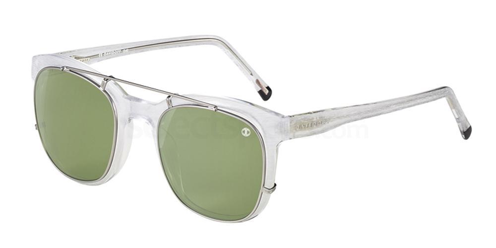 8100 97221 - With Clip on Sunglasses, DAVIDOFF Eyewear