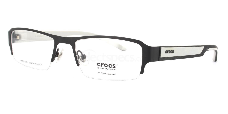 20GY CF 313 Glasses, Crocs Eyewear