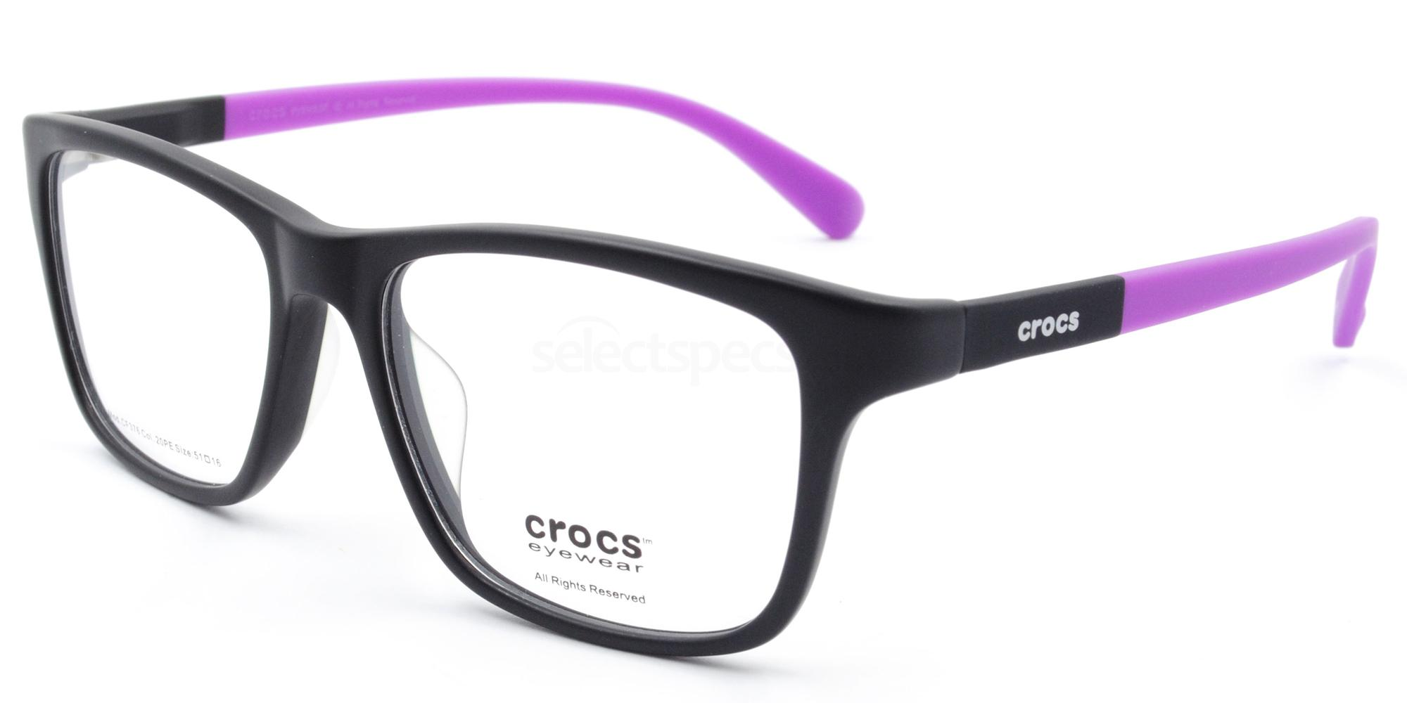 20PE CF 376 Glasses, Crocs Eyewear