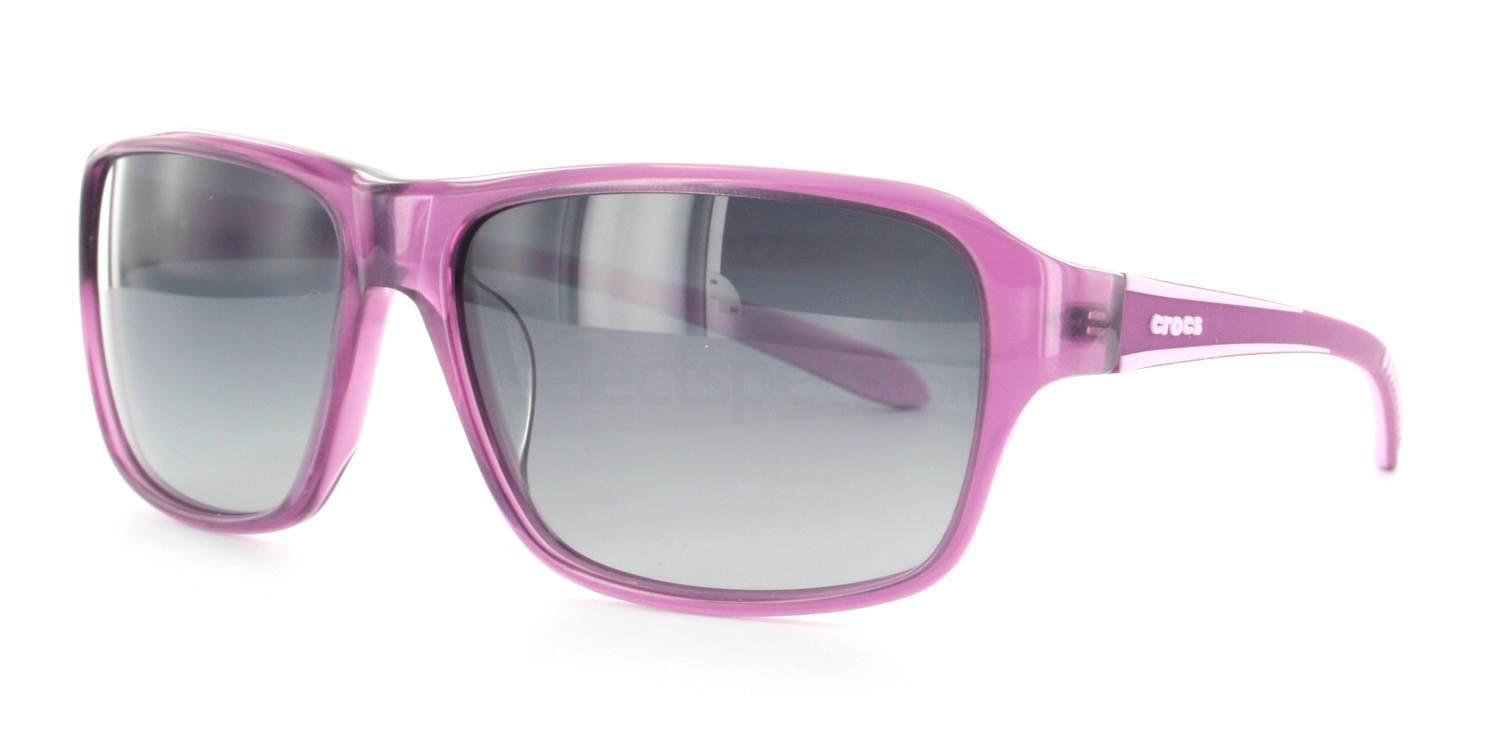 pink squared sunglasses