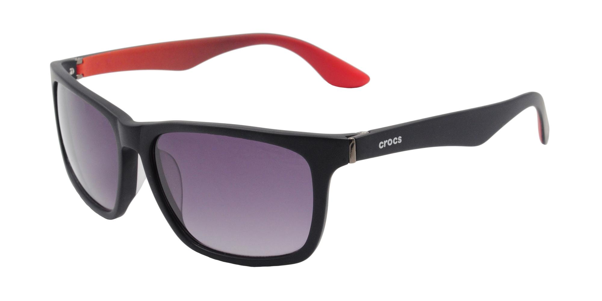 20BK CS4109 Sunglasses, Crocs Eyewear