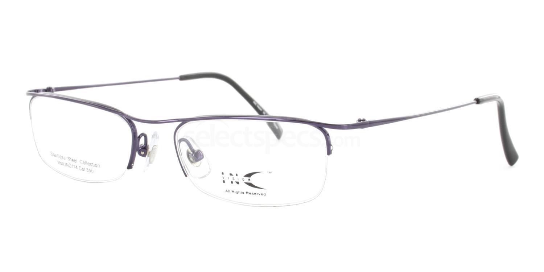 350 INC114 Glasses, INC Vision