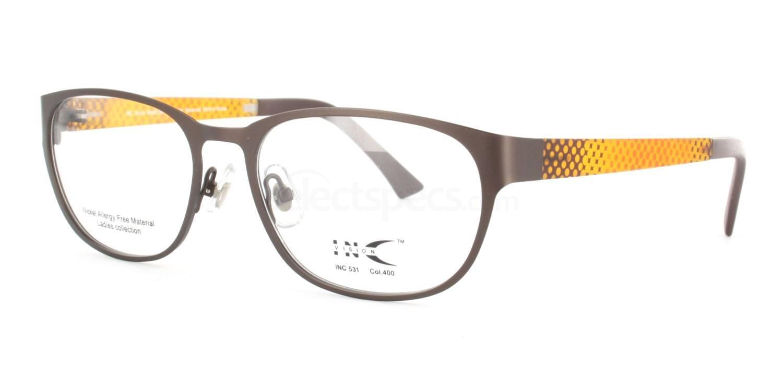 400 INC531 Glasses, INC Vision