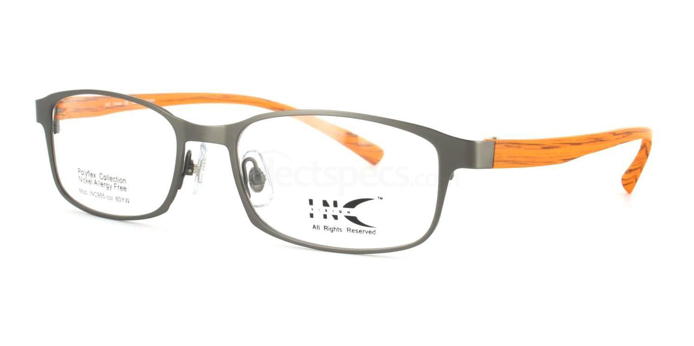 80YW INC955 Glasses, INC Vision