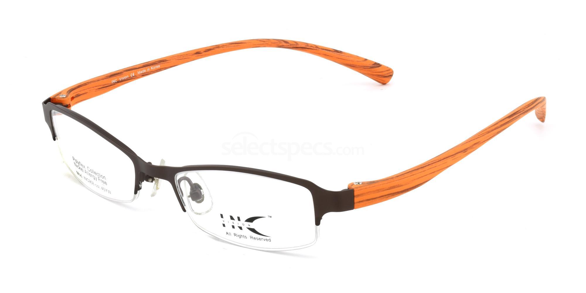 40YW INC958 Glasses, INC Vision