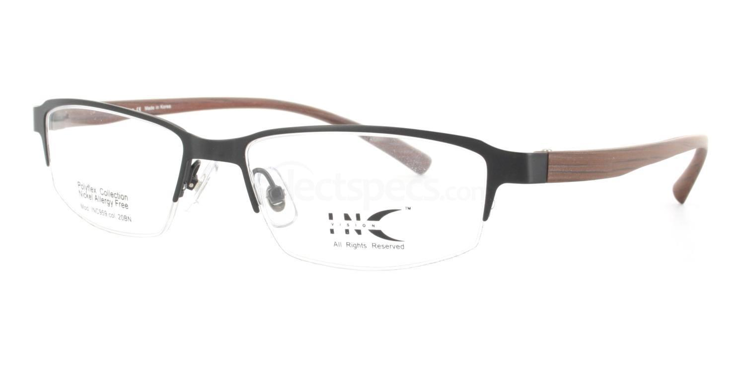 20BN INV959 Glasses, INC Vision