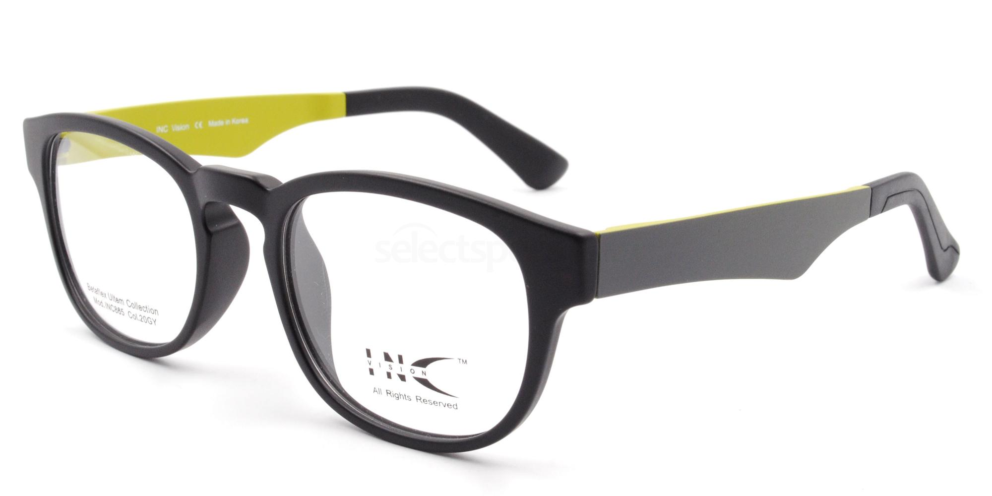 20GY INC 865 Glasses, INC Vision