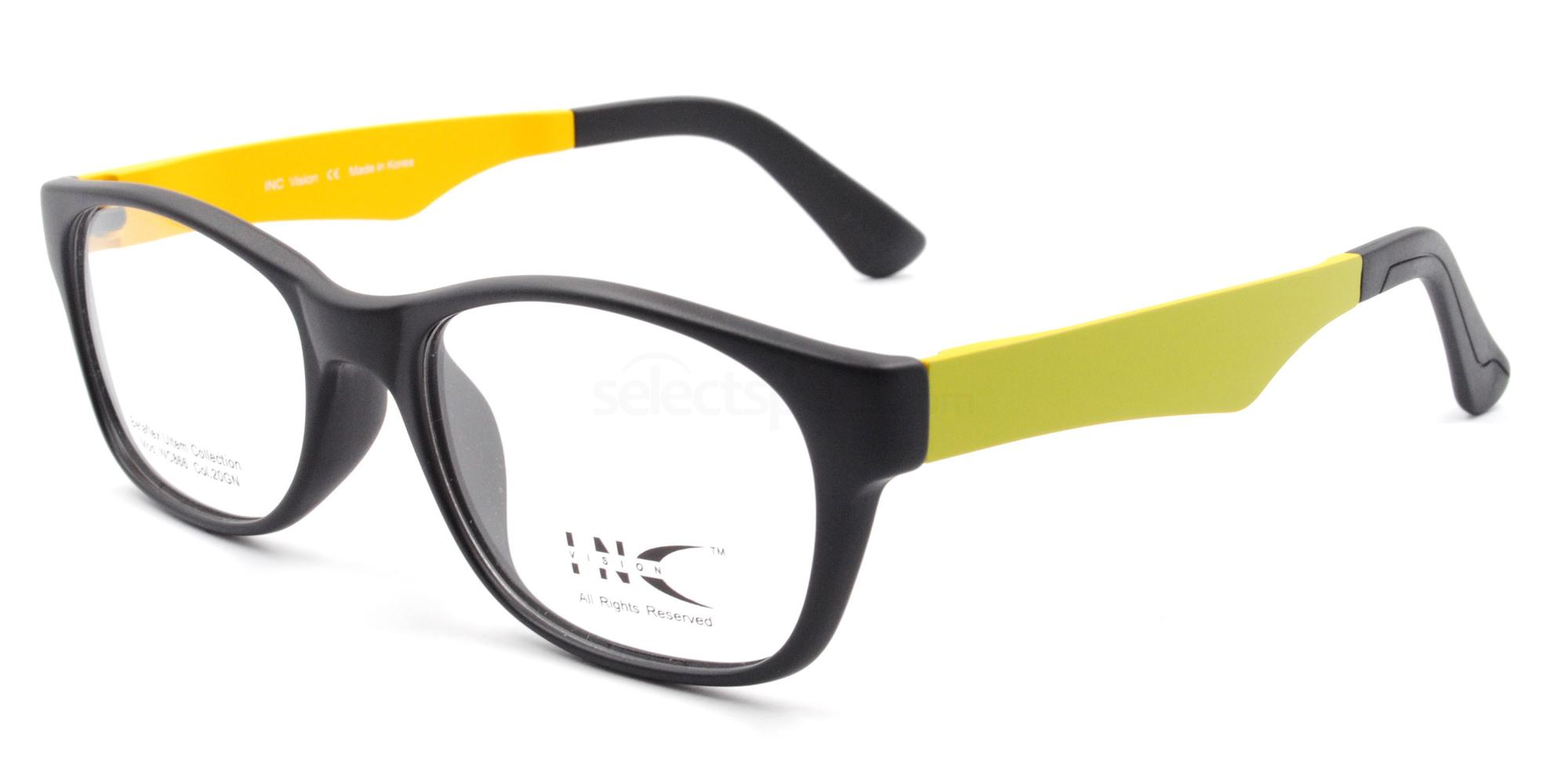 20GN INC 866 Glasses, INC Vision
