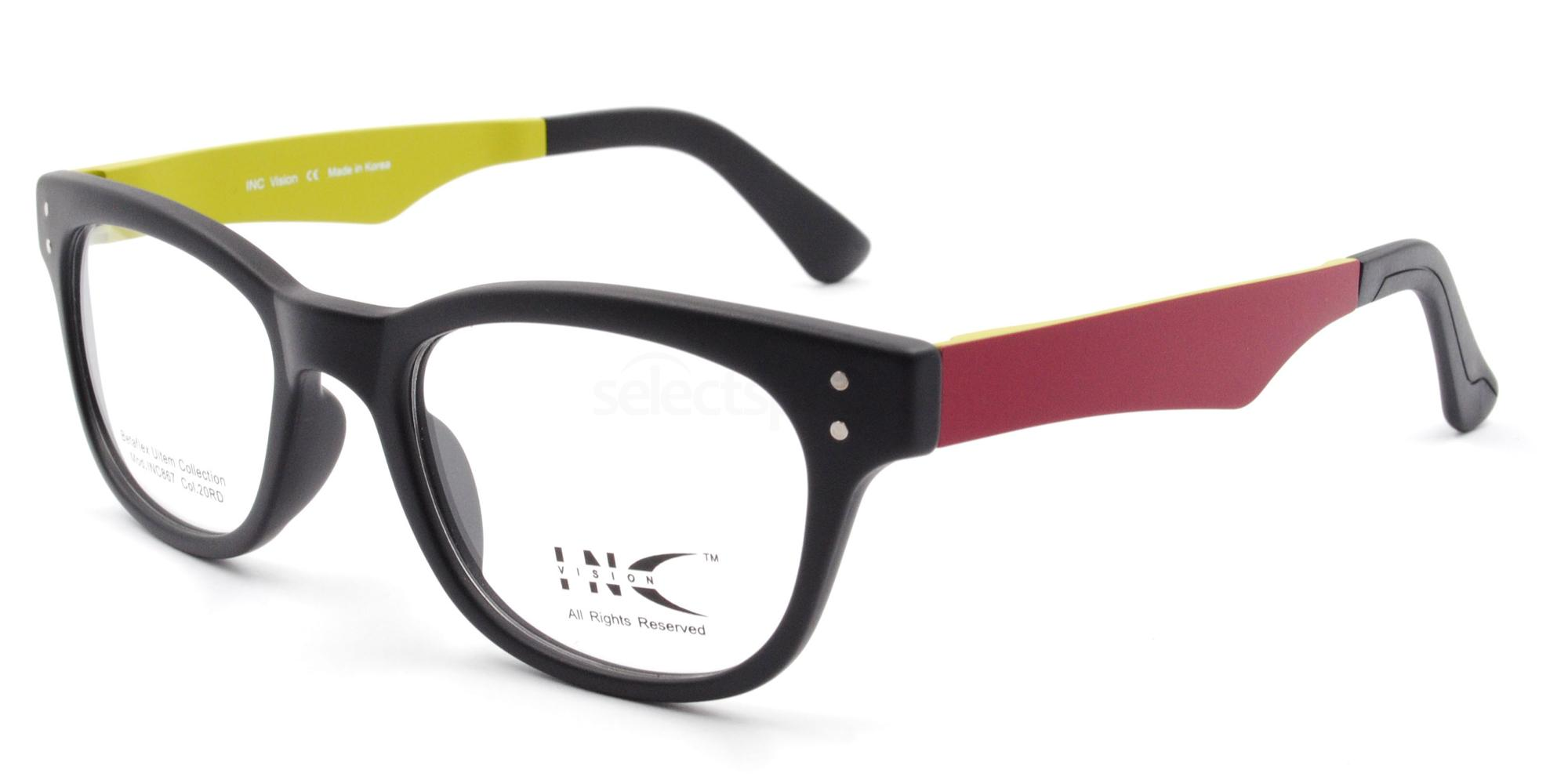 20RD INC 867 Glasses, INC Vision