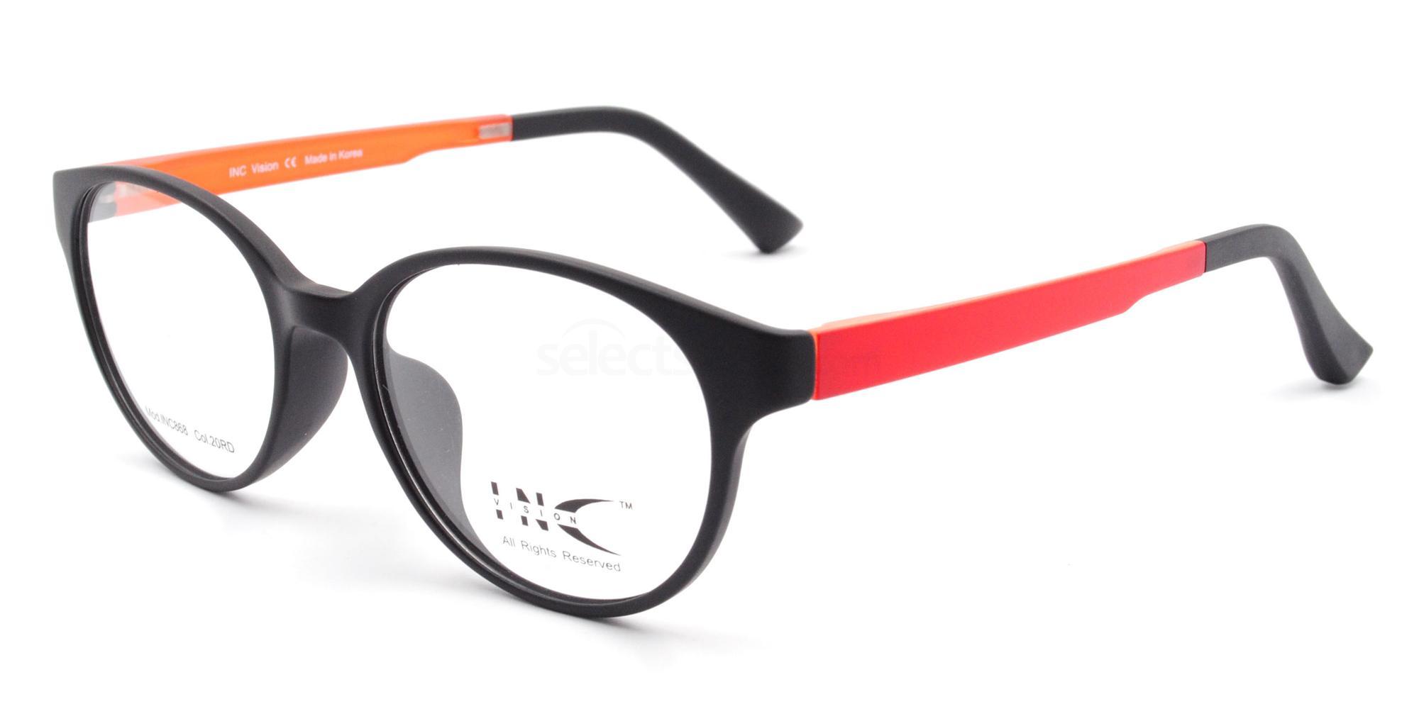 20RD INC 868 Glasses, INC Vision