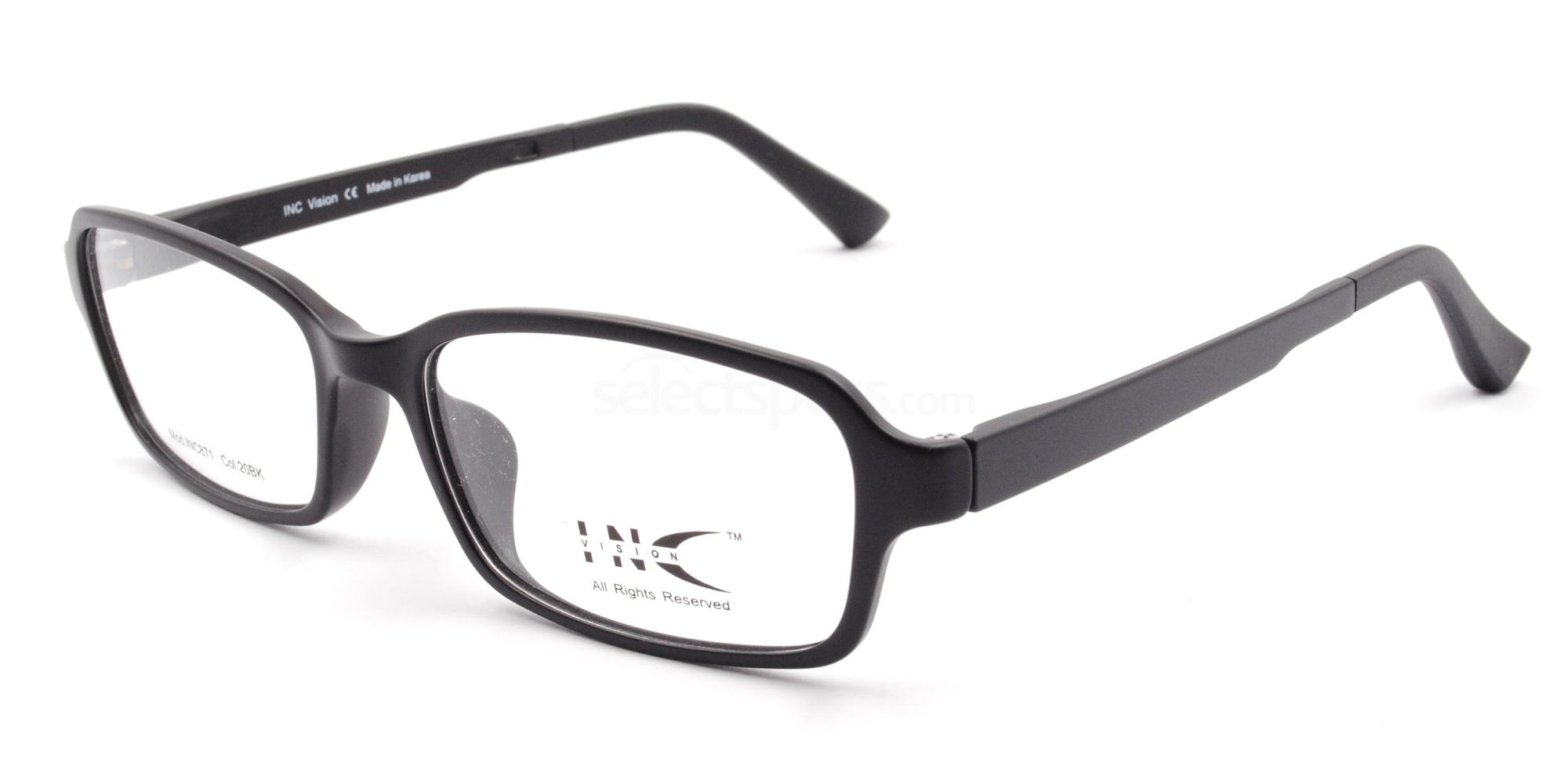 20BK INC 871 Glasses, INC Vision