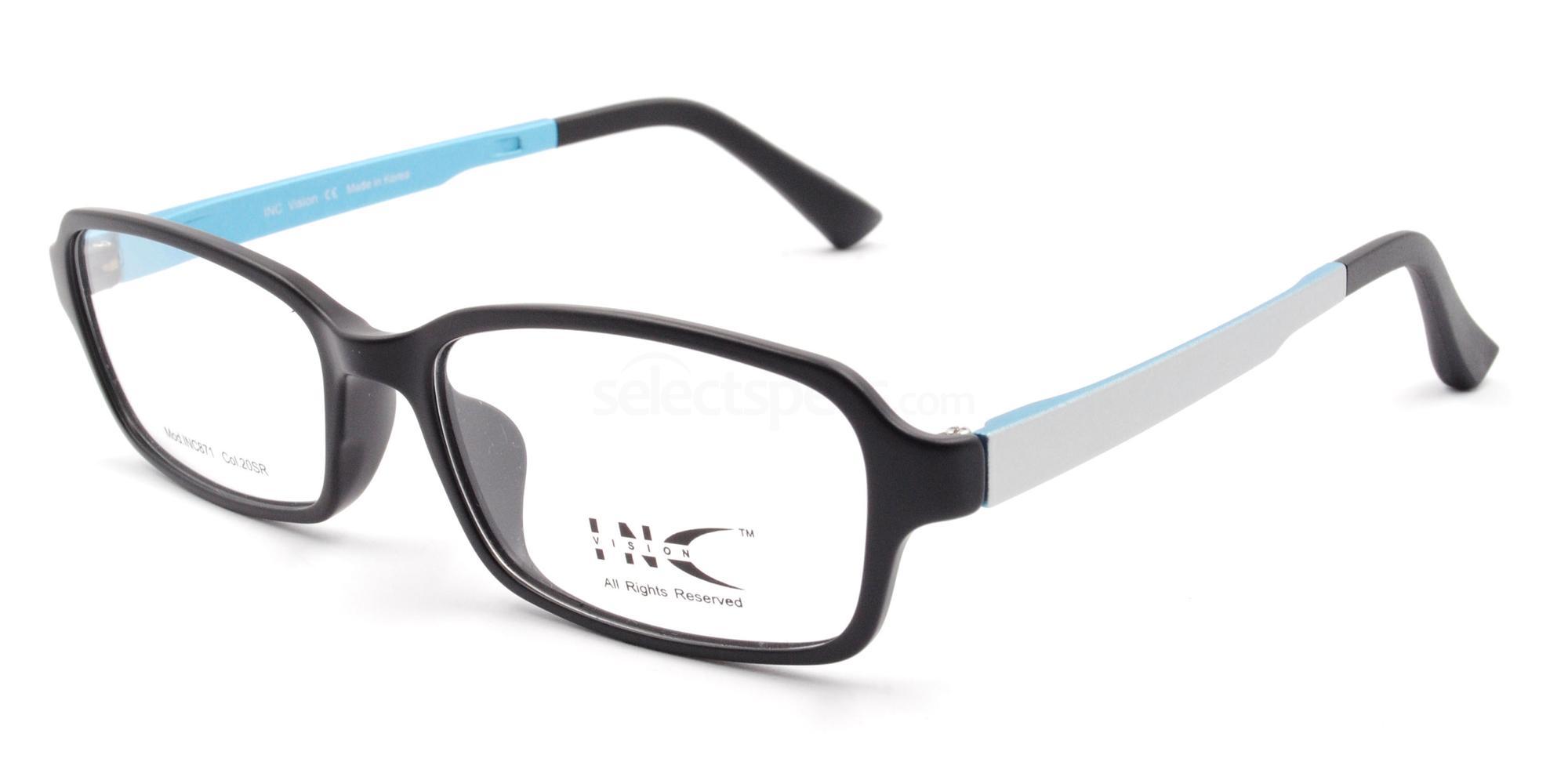 20SR INC 871 Glasses, INC Vision