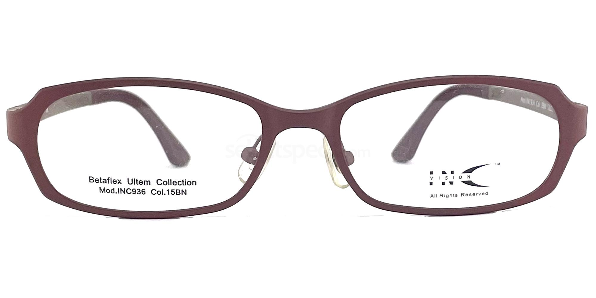 15BN INC 936 Glasses, INC Vision