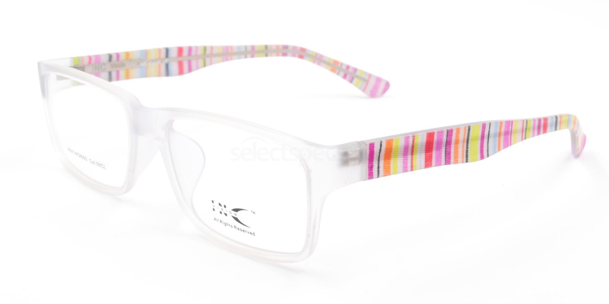00CL INC 6003 Glasses, INC Vision