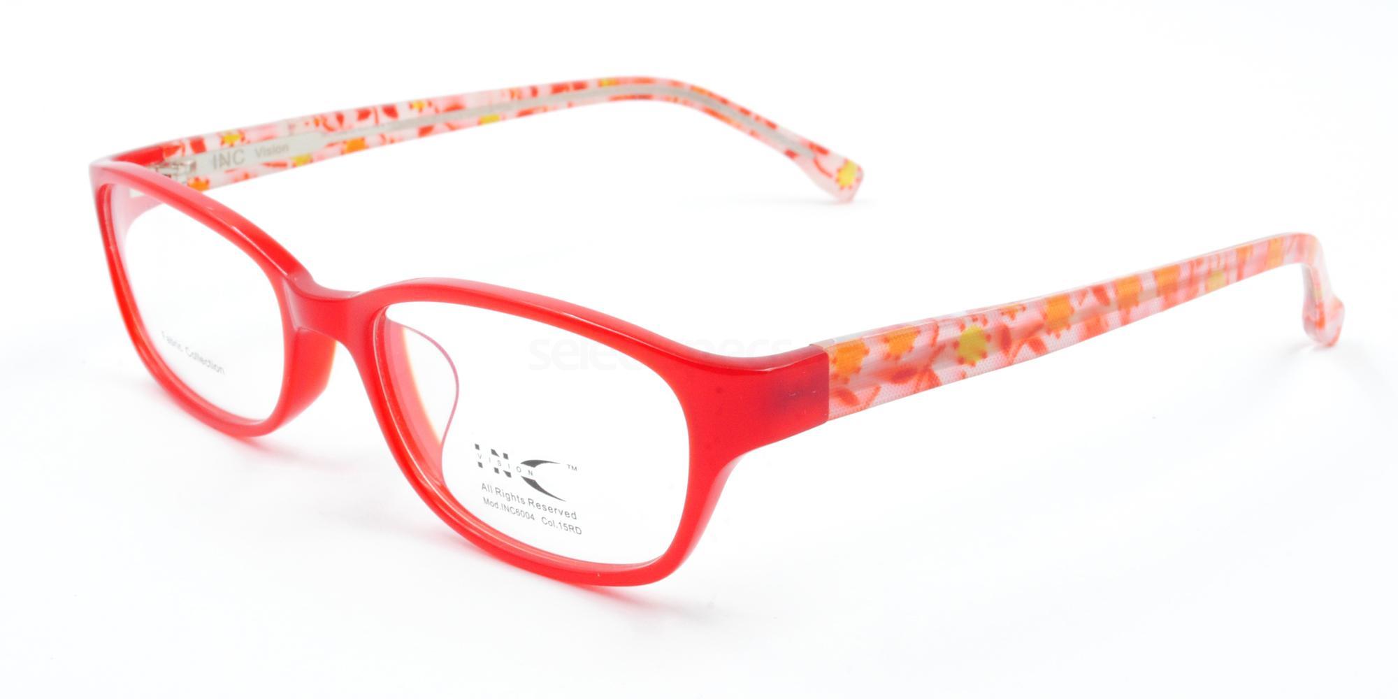 15RD INC 6004 Glasses, INC Vision